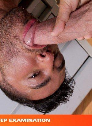 Seductive Man Bruno Bernal,Rocco Steele,