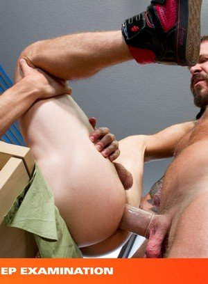 Cocky Boy Colt Rivers,Rocco Steele,