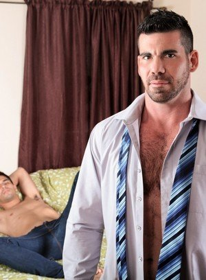 Hot Gay Billy Santoro,Ludo Sander,