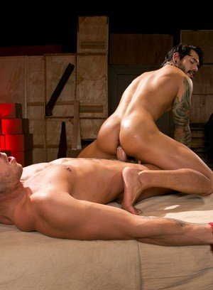 Horny Draven Torres,Shane Frost,