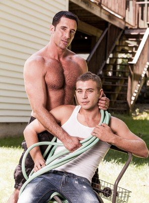 Hunky Gay Alex Greene,Nick Capra,