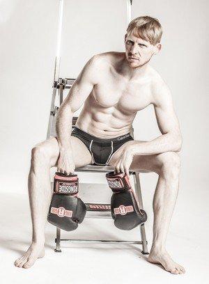 Sexy Dude Rob Yaeger,Liam Harkmoore,