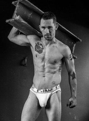 Naked Gay James Hamilton,Aaron Slate,