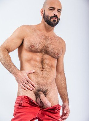 Naked Gay Adam Russo,Brendan Patrick,