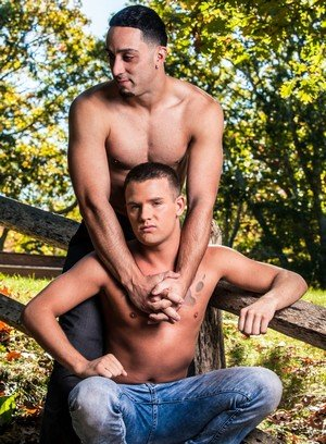 Hunky Gay Andrew Fitch,Brandon Wilde,
