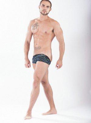 Handsome Guy Sam Truitt,Brock Avery,