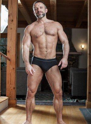 Sporty Hunk Colton Grey,Dirk Caber,