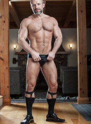 Handsome Guy Colton Grey,Dirk Caber,