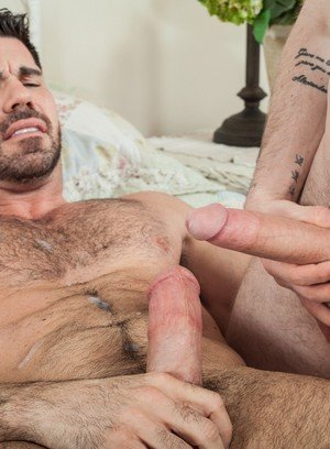 Cock Hungry Guy Billy Santoro,Colton Grey,
