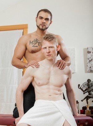 Hot Gay Brock Avery,Rob Yaeger,