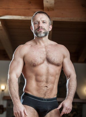 Sexy and confident Dirk Caber,Jd Phoenix,