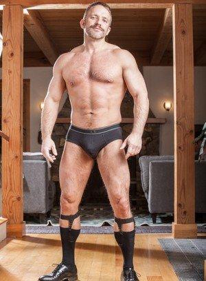 Cute Gay Ian Levine,Dirk Caber,