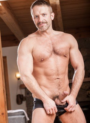 Handsome Guy Ian Levine,Dirk Caber,