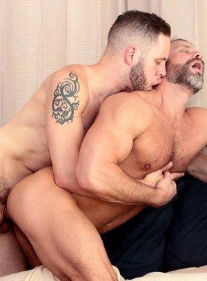 Hot Boy Wolf Hudson,Dirk Caber,