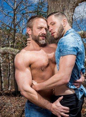 Sexy Guy Wolf Hudson,Dirk Caber,