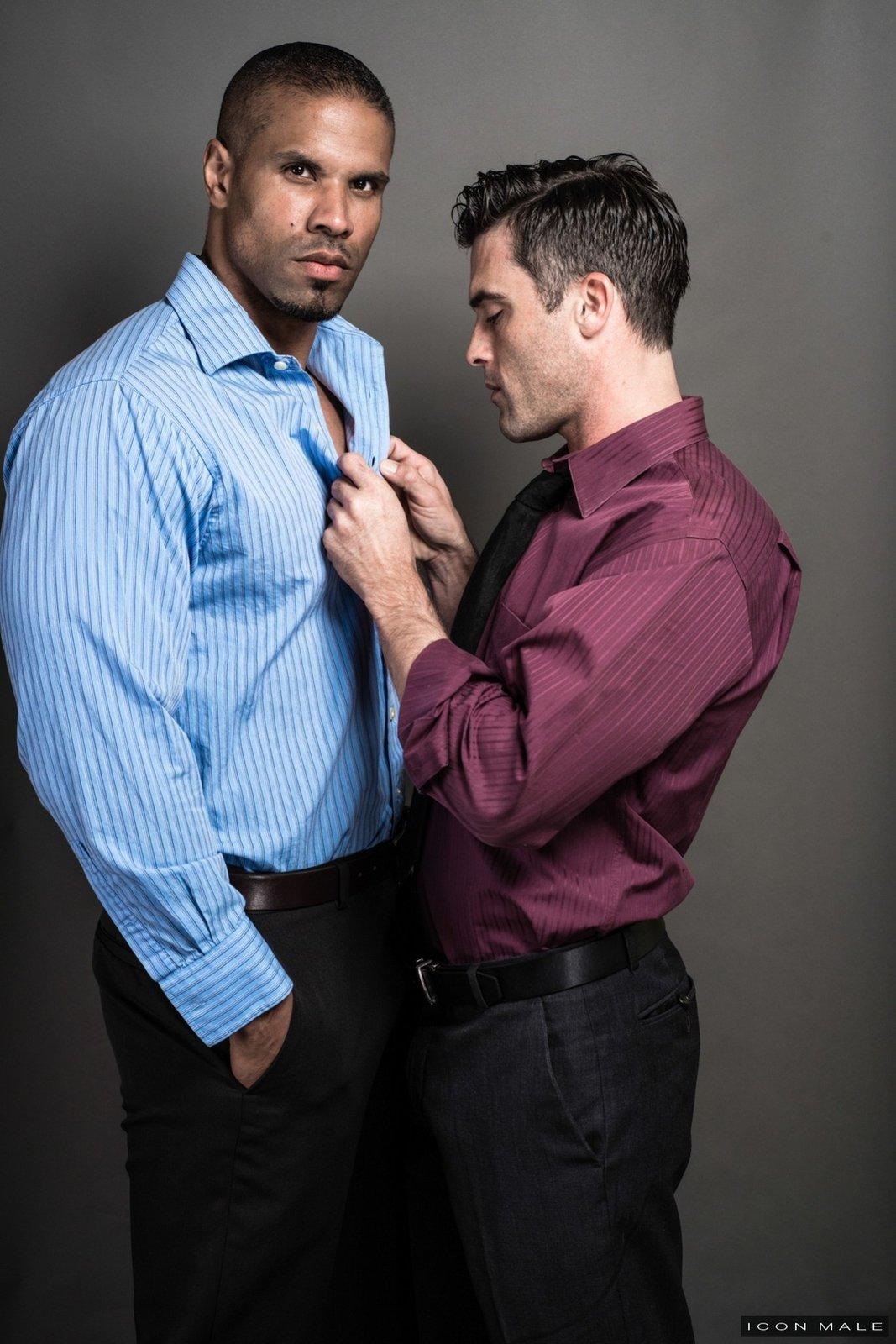 Gay men seduce