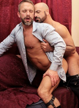 Naked Gay Dirk Caber,Adam Russo,