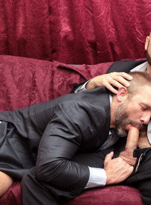 Cock Hungry Dude Dirk Caber,Adam Russo,