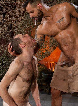 Wild Gay Christian Lesage,David Benjamin,