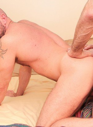 Seductive Man Matt Stevens,Adam Russo,