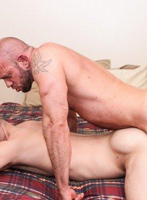 Naked Gay Caleb King,Matt Stevens,