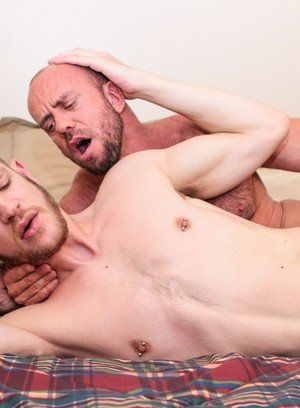 Hunky Gay Caleb King,Matt Stevens,