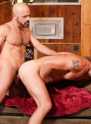 Sporty Hunk Adam Russo,Tony Salerno,