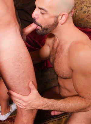 Sexy Guy Tony Salerno,Adam Russo,
