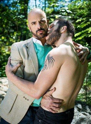 Horny Gay Wolf Hudson,Adam Russo,