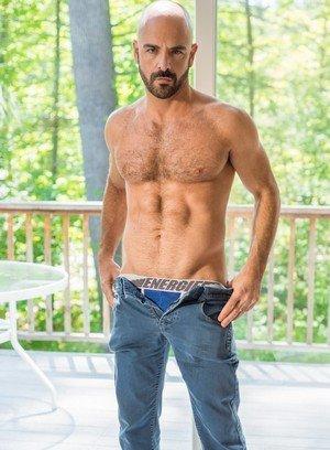 Sexy Dude Wolf Hudson,Adam Russo,