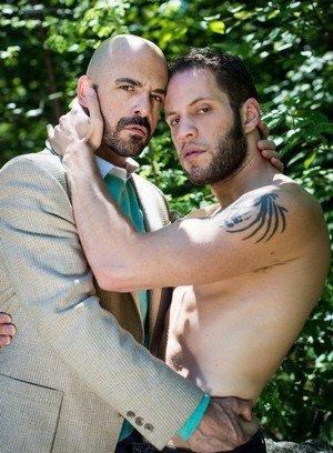 Seductive Man Wolf Hudson,Adam Russo,