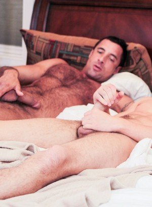 Hot Guy Nick Capra,Hunter Page,