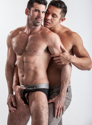 Horny Gay Billy Santoro,Seth Santoro,