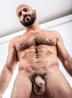 Hunky Gay Adam Russo,