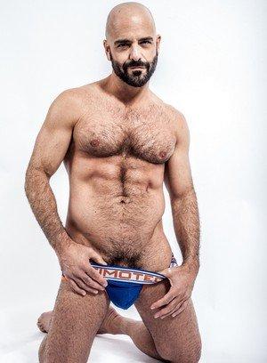 Sexy and confident Adam Russo,