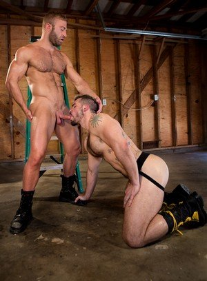 Hot Gay Jr Bronson,Aarin Asker,