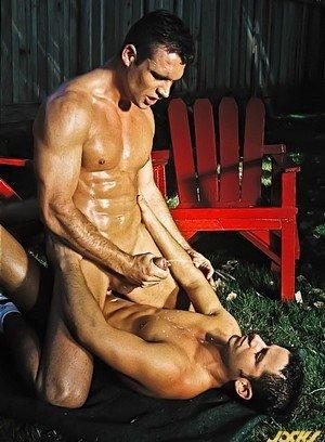 Horny Gay Tristan Paris,Virgil Sainclair,