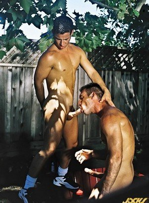 Big Dicked Virgil Sainclair,Tristan Paris,
