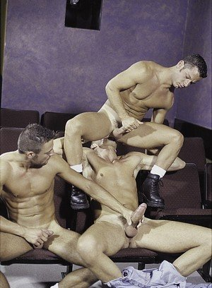 Cock Hungry Buck Meadows,David Pierre,Jeremy Jordan,Tristan Paris,