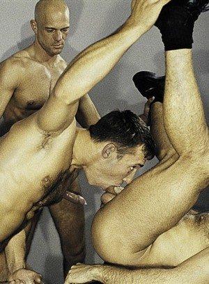 Handsome Guy Sebastian Gronoff,Marcus Iron,Addison Scott,