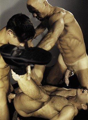 Sexy and confident Sebastian Gronoff,Marcus Iron,Addison Scott,