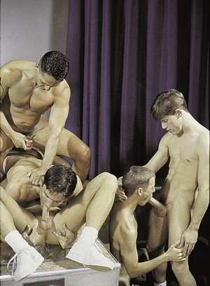 Big Dicked Gay Vince Bandero,Travis Wade,Jeremy Jordan,Nick Steel,Cameron Fox,