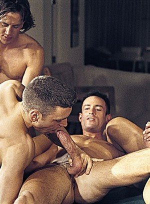 Sexy Dude Luc Jarrett,Tristan Paris,Trace Henson,Robert Black,