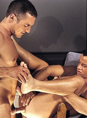 Hunky Gay Tristan Paris,David Bradley,