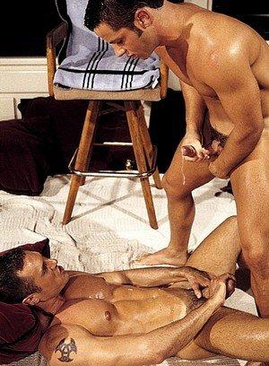Horny Gay Tristan Paris,David Bradley,