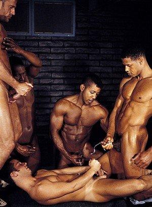 Cocky Boy Aron Ridge,Jack Simmons,Mitchell Stack,Jason Branch,Tristan Paris,
