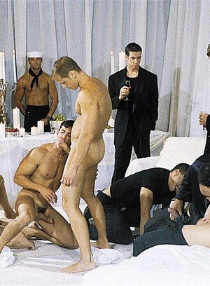 Hot Guy Vince Bandero,Jens Hammer,Thom Barron,Chris Rock,David Pierre,