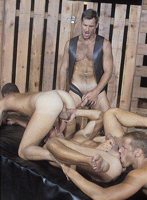 Hot Boy Ross Vincent,Lorenzo Donado,Chris Rock,Thom Barron,