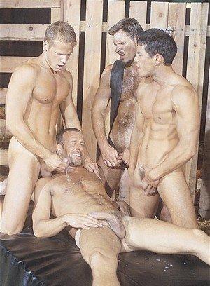 Horny Gay Ross Vincent,Lorenzo Donado,Chris Rock,Thom Barron,