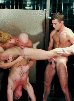 Naked Gay Trent Atkins,Maxx Diesel,Danny Vox,Tommy Brandt,Ken Houser,